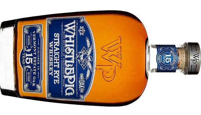 WhistlePig Unveils 15 Year Whiskey