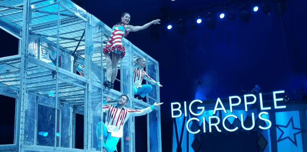 Big Apple Circus Performers