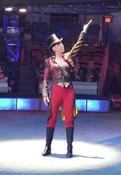 Big Apple Circus RingMaster