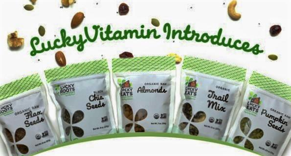 The new LuckyEats line of products includes varieties of organic almonds, cashews, walnuts, pumpkin seeds, sunflower seeds, dark chocolate almonds, mango slices, ginger medallions, and trail mixes. The new LuckyRoots brand includes black chia seeds and organic raw flax seeds. One percent of proceeds from all LuckyEats products will support the new LuckyKids program, promoting education, nutrition, and fitness to support the wellness needs of children.