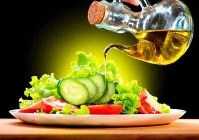 Cooking Oil - Yes, I got it right! Finally, heading toward the supermarket, you decide upon the best cooking oil