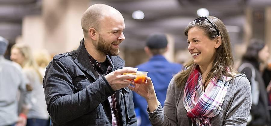 The Philly Farm and Food Fest returns on Saturday, April 8 at the PA Convention Center Hall F (12th and Arch Street, Philadelphia, PA 19102), with a year's worth of local food inspiration in one action-packed day.