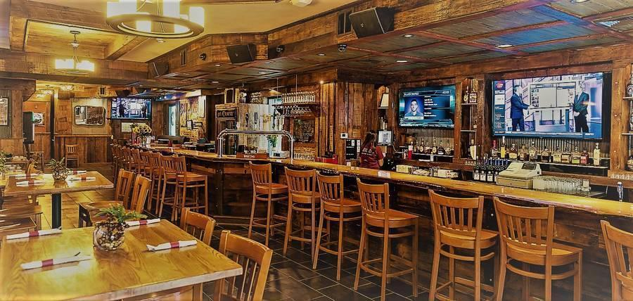 West Chester's Popular Saloon 151 Whiskey Bar