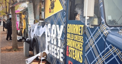 Philadelphia: Food Truck Fridays