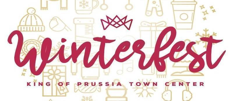 The region's newest upscale outdoor lifestyle center, King of Prussia Town Center celebrates the season with an inaugural Winterfest event.