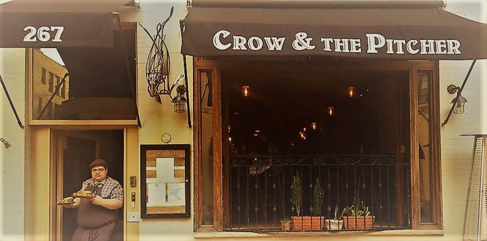 Philly's Crow and the Pitcher Southern  France Inspired Restaurant