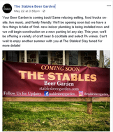 The Stables Twitter