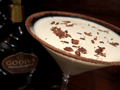 Chocolate Martini2