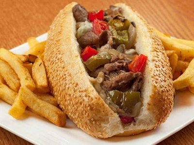 Philly Style Steak Sandwiches