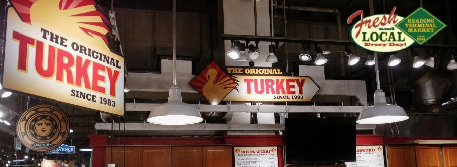 Reading Terminal Market: Home of The Original Turkey