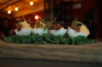 Red Owl Tavern Deviled Eggs