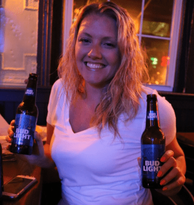 bud light kelly logan