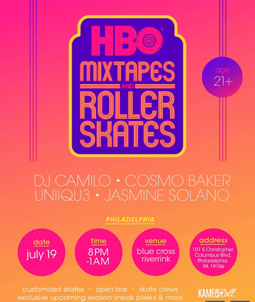mixed Tapes Hbo
