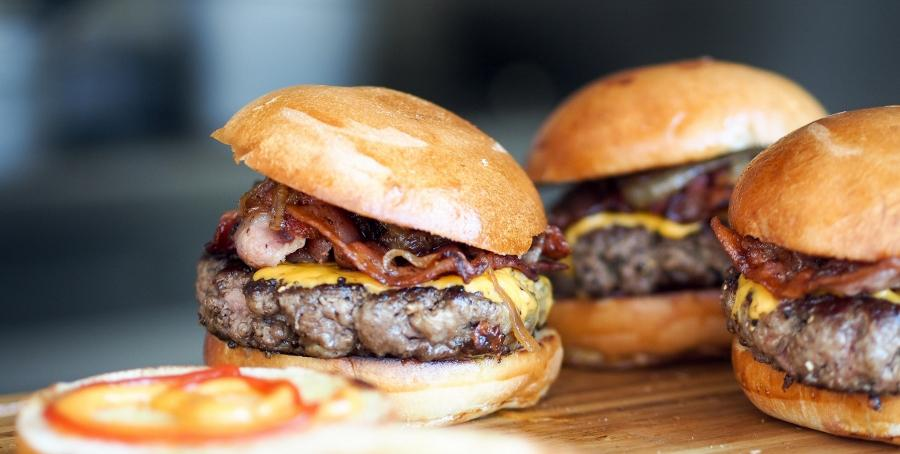 Philly's Best Burgers at the Bar