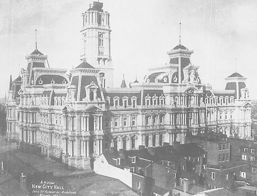 phila city hall 1889