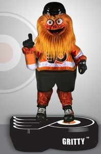 Flyers New Mascot Gritty