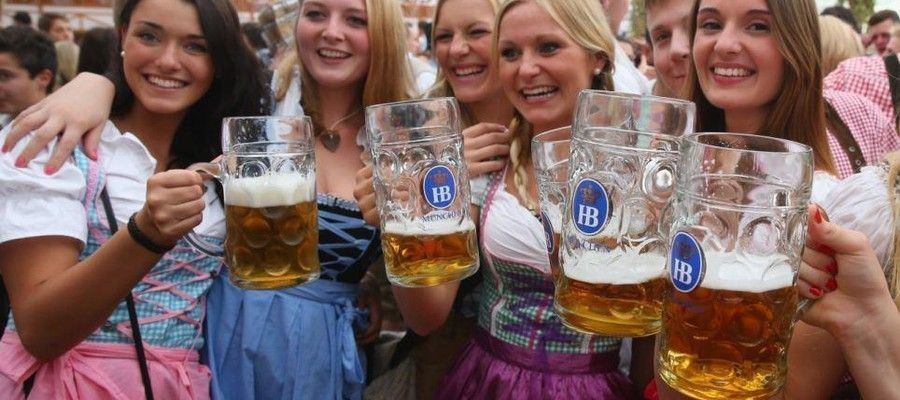 Oktoberfest Basics About German Beers