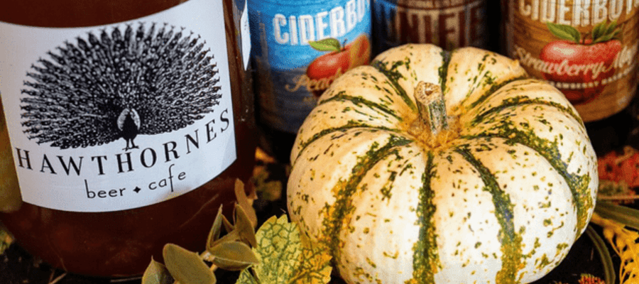 Hawthorne's' 3rd Annual Great Cider and Beer Festival