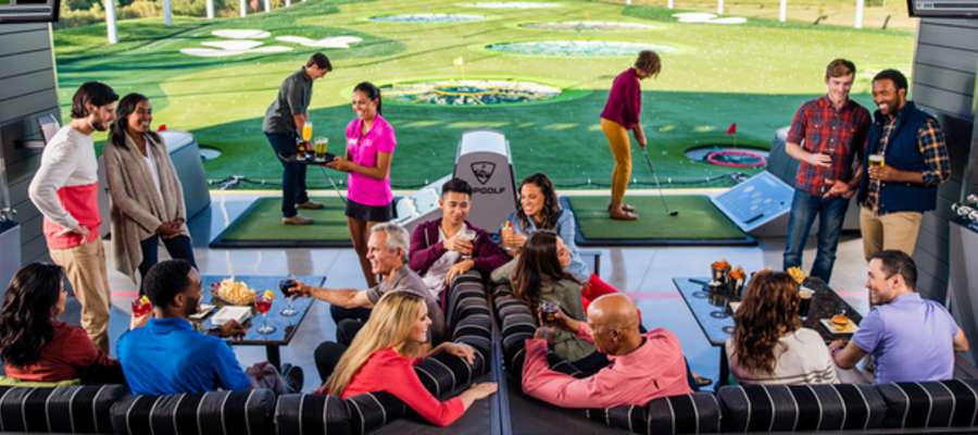 Topgolf to Enter Small and Mid-Sized Cities