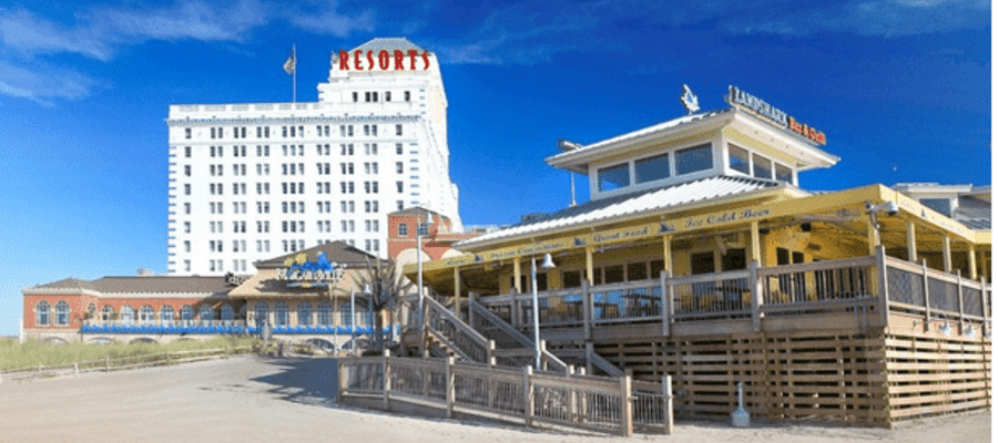 Resorts Casino Hotel Celebrates its 40th Year in Atlantic City