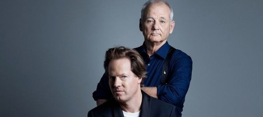 Bill Murray and Cellist Jan Vogler Perform at Philadephia Academy of Music