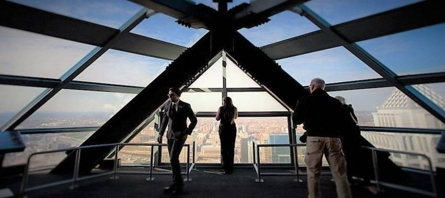 The One Liberty Observation Deck Opening Nov. 28th