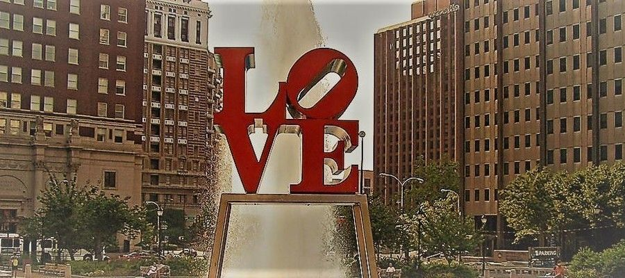 Love Park LGBTQ+ Couples to Special Wedding and Vow Renewal