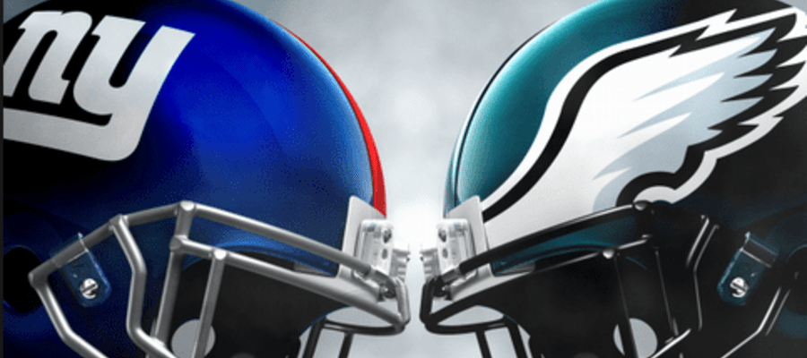 Eagles Giants Week 10 NFC EAST