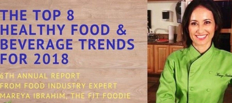 8 Healthy Food and Beverage Trends