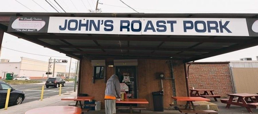 Philly's Best Roast Pork Sandwiches
