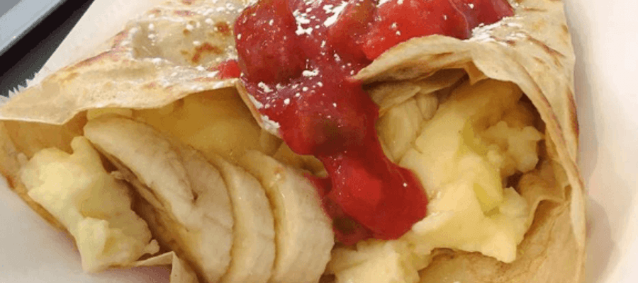 Charlie's Crepes in Merchantville