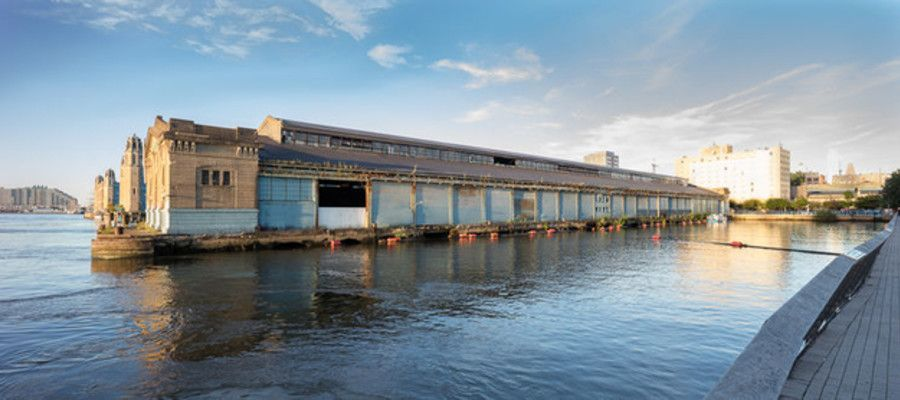 Cherry Street Pier Coming To The Delaware Waterfront