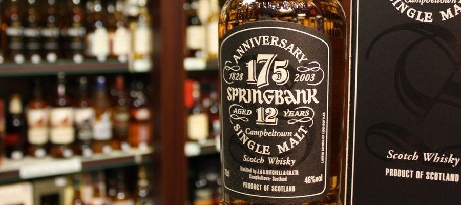 Springbank Scotch Whiskey Guide