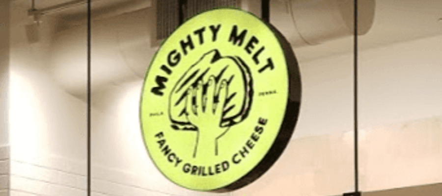 Mighty Melt in the Bourse Food Hall