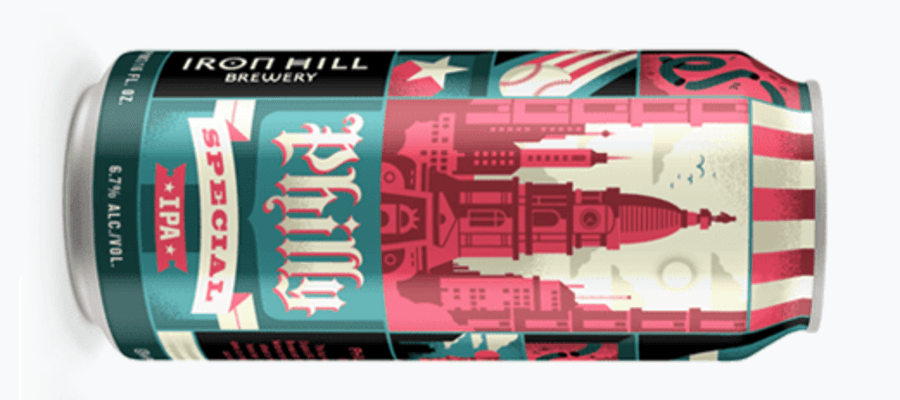 Iron Hill Brewery Philly Special Now in Cans