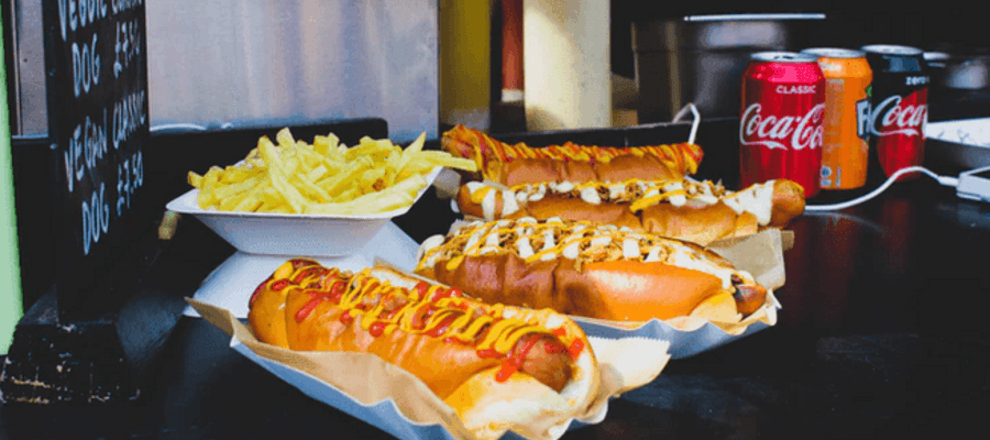 Finding The Perfect Hot Dog in Philly