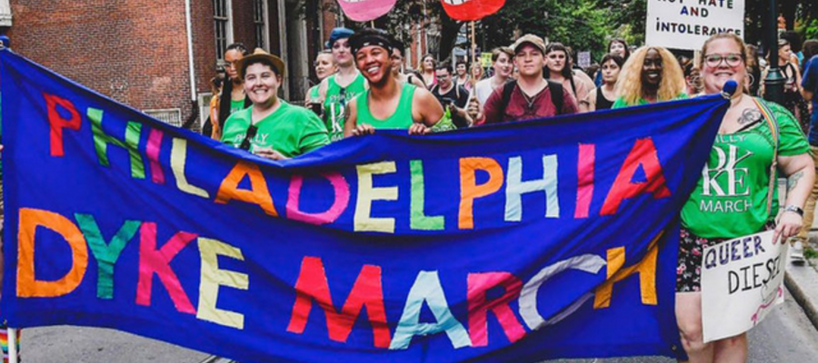 Philadelphia Pride Parades & Events