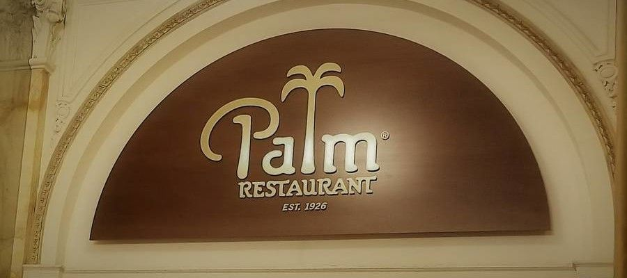 The Palm In The Heart of Philadelphia's Theater District