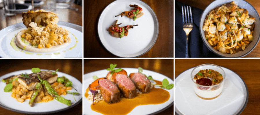 Rittenhouse Square's TALK: New Autumn Menu and Cocktails