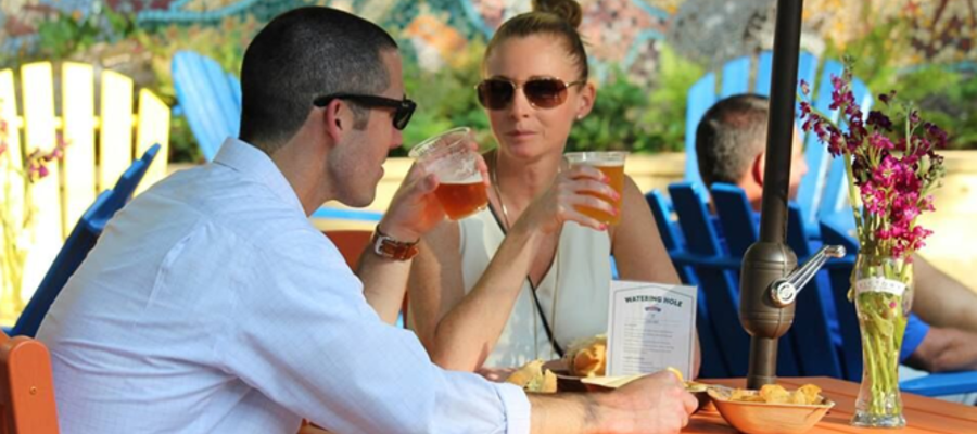Watering Hole: Beer Garden & Oasis at the Philadelphia Zoo