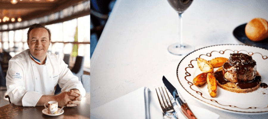 Princess Cruises Introduces La Mer Restaurant