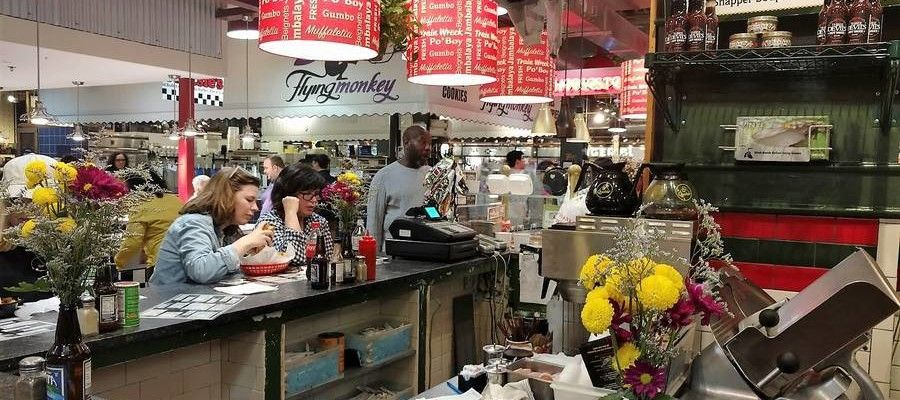 When you're craving the flavors of creole cooking, look no further than Beck's Cajun Cafe. Located in 30th Street Station, as well as Reading Terminal Market, it has never been easier to get the authentic flavors from The Big Easy right here in Philadelphia, PA.