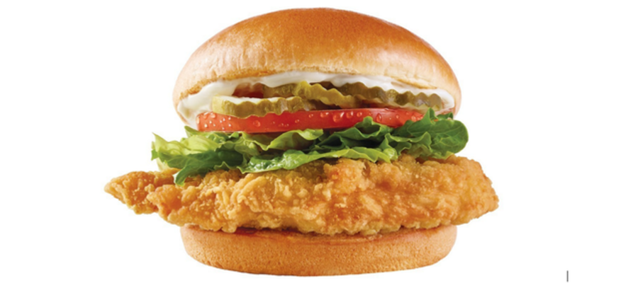 Wendy's New Chicken Sandwich