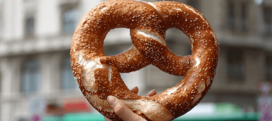 Where to Get a Pretzel in Philadelphia