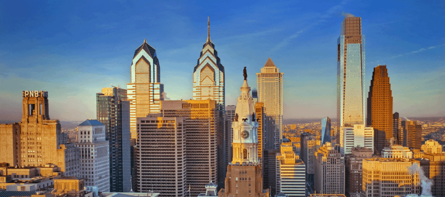 City of Philadelphia Offices Closed on New Years Day