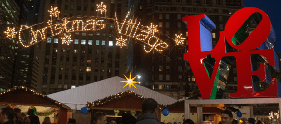 The Christmas Village in Philadelphia Expands For 2019