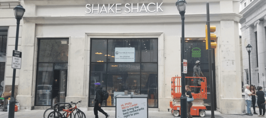 Shake Shack to Open in Center City's Midtown Village