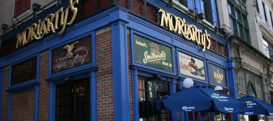 Best Philly Chicken Wings - Moriarty's Irish Pub and Restaurant