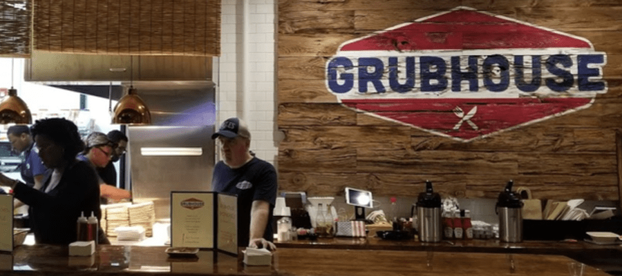 The Grubhouse at The Bourse Food Hall