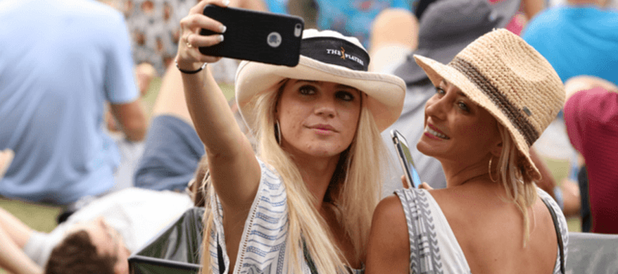 The Players Championship Ladies Day Out Journey